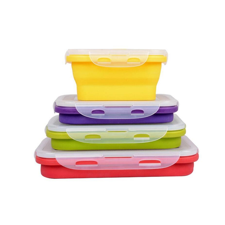 Silicone Collapsible Portable Bowl