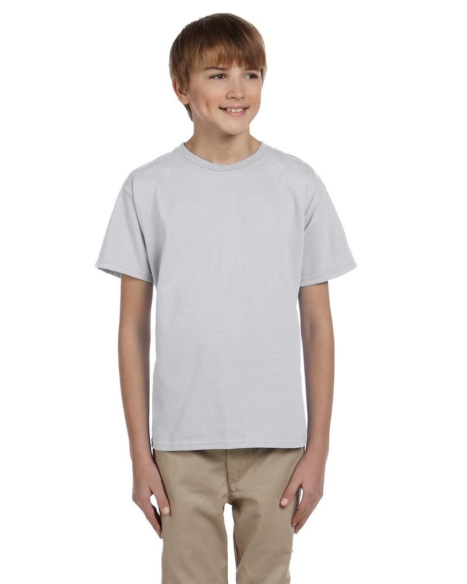 998f501f Youth Ultra Cotton? 6 oz. T-Shirt - G200B | AD-vantage