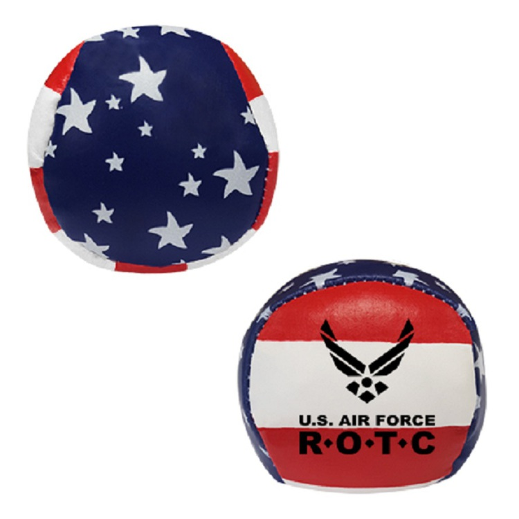 2  Patriotic USA Flag US Kickball