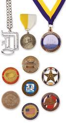 Coins / Medallions - 1.75 Die Cast