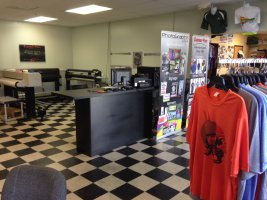 Rollup banners - sublimation - decals - banners
