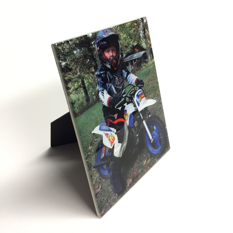 6 x 8 Award Plaque and/or Photo tile - Full Color award plaque or photo tile.