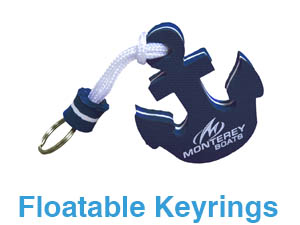 Floatable Keyrings