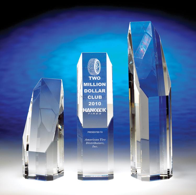 Premier Optical Crystal Award