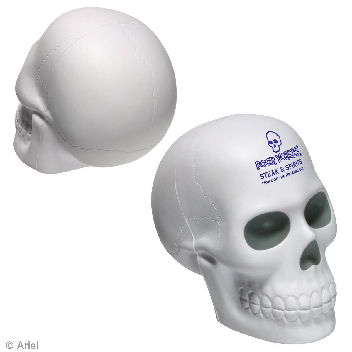 532e57f4c9eaa1 Skull Stress Reliever - LAN-SK07