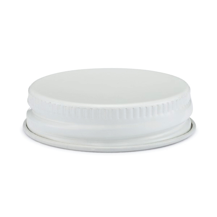 Metal White Lids for Growlers / Boston RoundsGrowlettes(lids sold separately - GR-LIDWHITE)