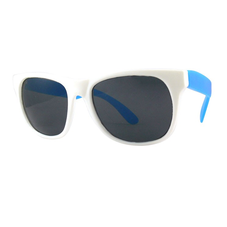 Ray Cali - Promotional Sunglasses (Assorted temples - White Frame)