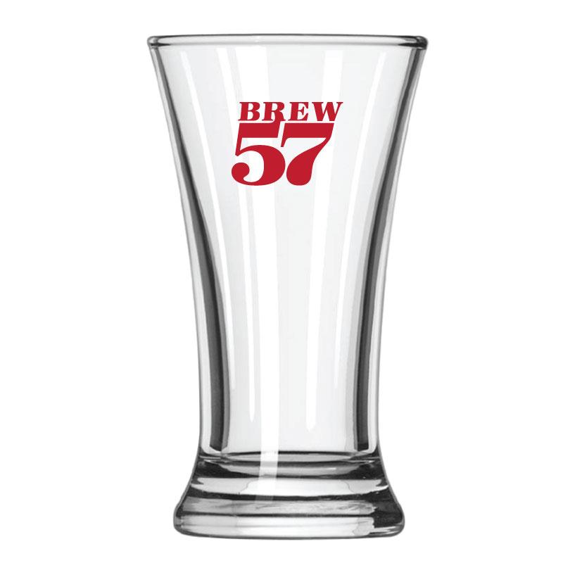 Libbey 243 - 2.5 oz. Flare Pilsner