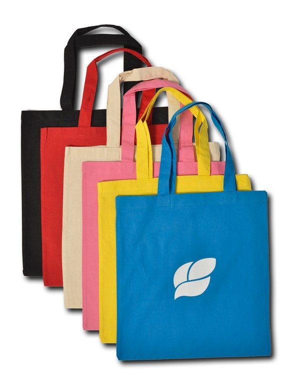 """Plateau"" Cotton Tote Bag 14.5x15.5"