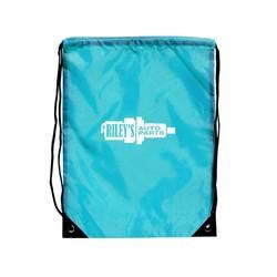 Barato Black Drawstring Backpack