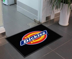 Nylon and Rubber Backing Door Mat