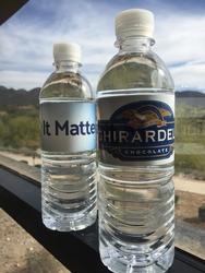 16.9 oz. Custom Label Bottled Water