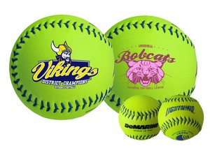 Wilson Official Synthetic Optic Yellow Softball