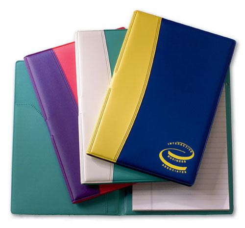 Custom Color Junior Desk Folder