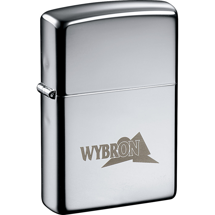 Zippo Windproof Lighter High Polish