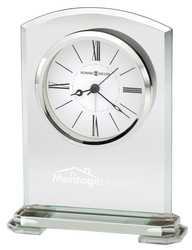 Howard Miller Corsica jade glass clock
