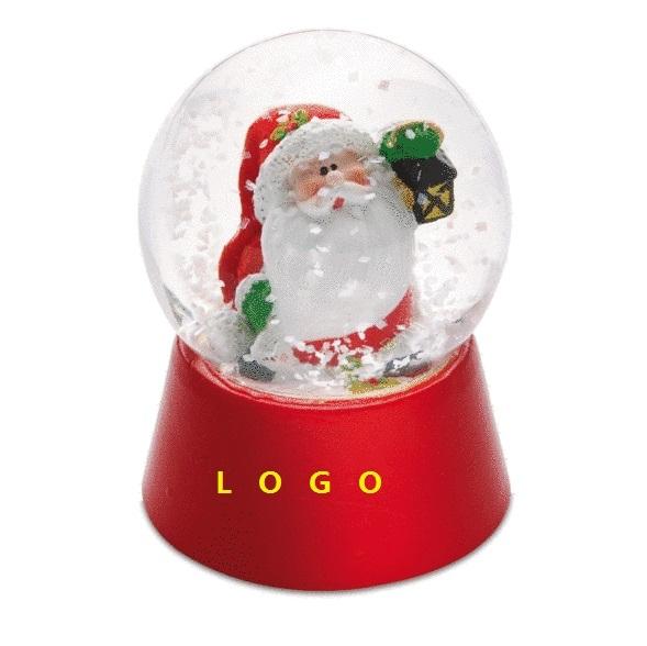 8cm Christmas Snowball