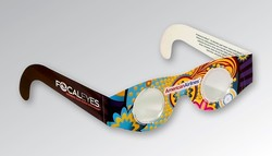 Reading Glasses +5.0 Magnification - FOCALEYES - Low Cost Eye Glasses
