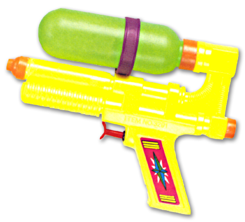 Medium Tanker Watergun
