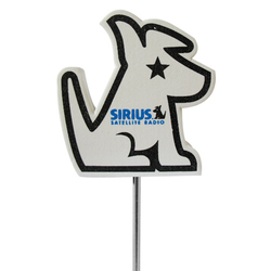 Sirius Dog Pen/Antenna Topper