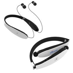 Bandz Neckband Bluetooth Wireless Earbud Headset