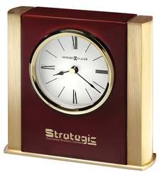 Howard Miller Ambrose table clock