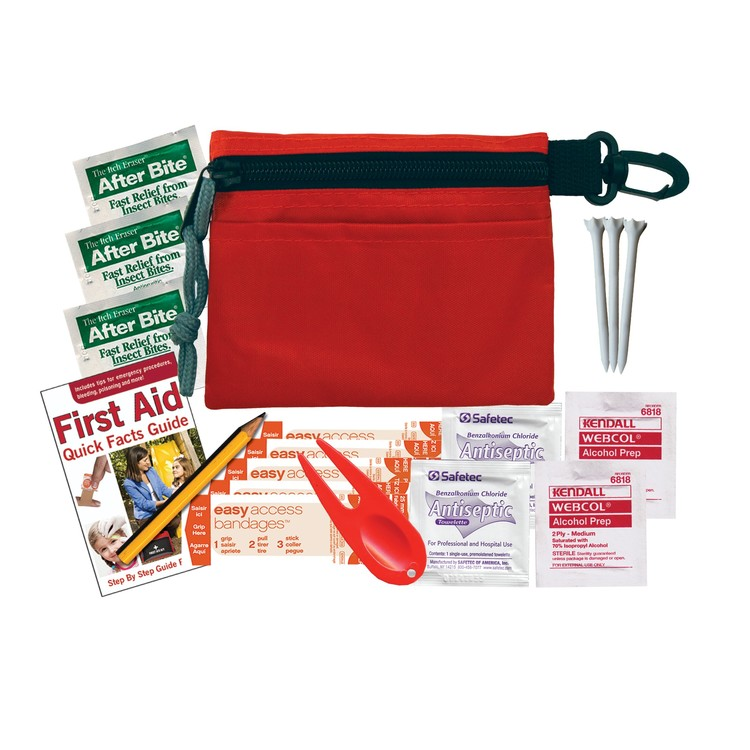 Golfers First Aid Kits | Product Catalog | Golf Products