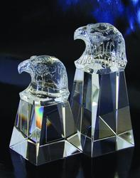 Eagle Optical Crystal Award/Trophy.