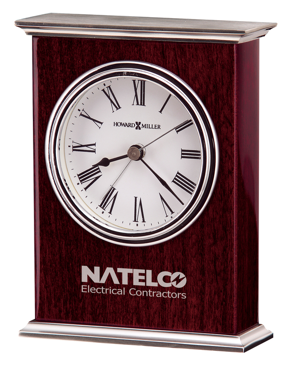 Howard Miller Kentwood tabletop clock
