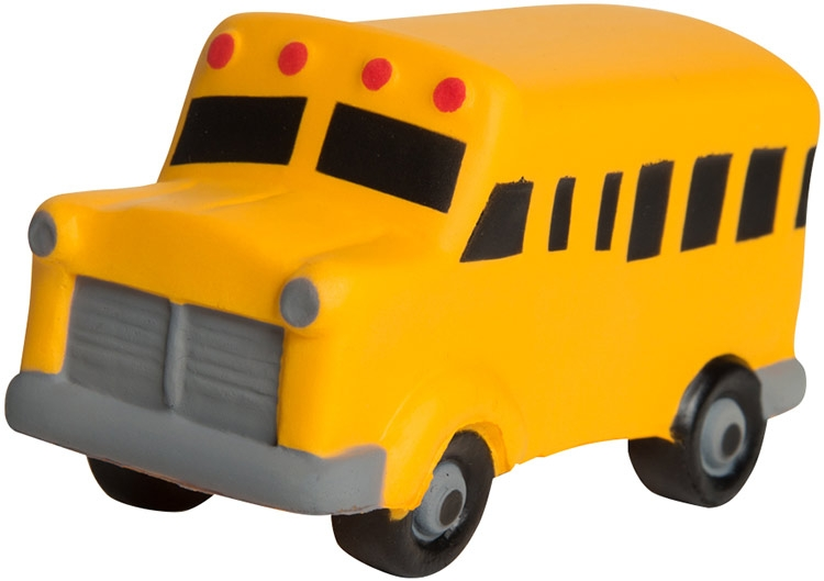 School Bus Squeezies Stress Reliever
