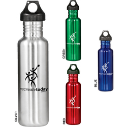 Explorer 28 oz. Stainless Steel Bottle - Drinkware