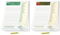 Scratch Pad / Notepad - 100 Sheets - 8.5x11