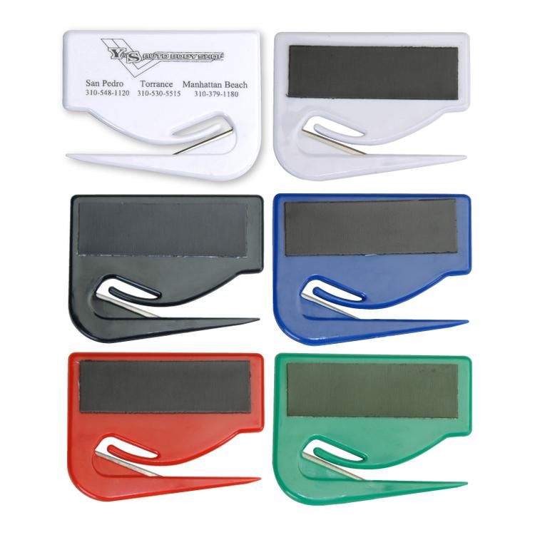 Letter Opener w/Magnetic Backside