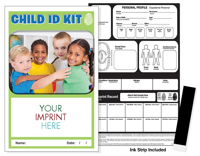 CHILD ID SAFETY KIT - Children 2