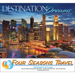 Destination Dreams® appointment calendar