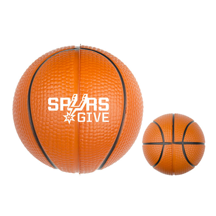Stress Relievers - Basketball(Stress Ball)
