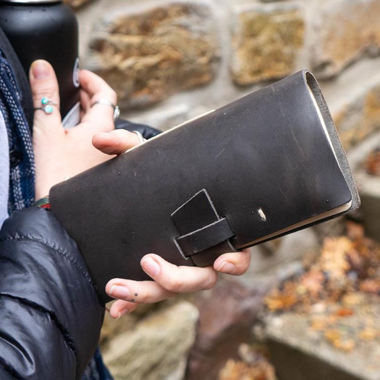 Porter Leather Journal