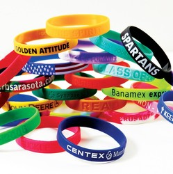 Awareness Bracelet - Debossed