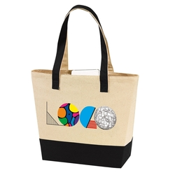 eGREEN Canvas Meeting Tote
