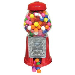 "Jelly Beans for a 9"" Gumball Machine"