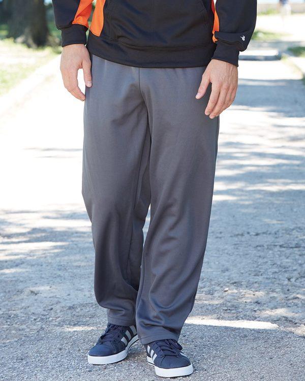 BT5 Performance Fleece Open Bottom Sweatpants