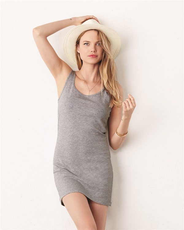 Women\'s Jersey Tank Dress