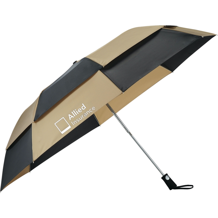 Totes® 55 Inch Auto Open Vented Golf Umbrella CLEARANCE