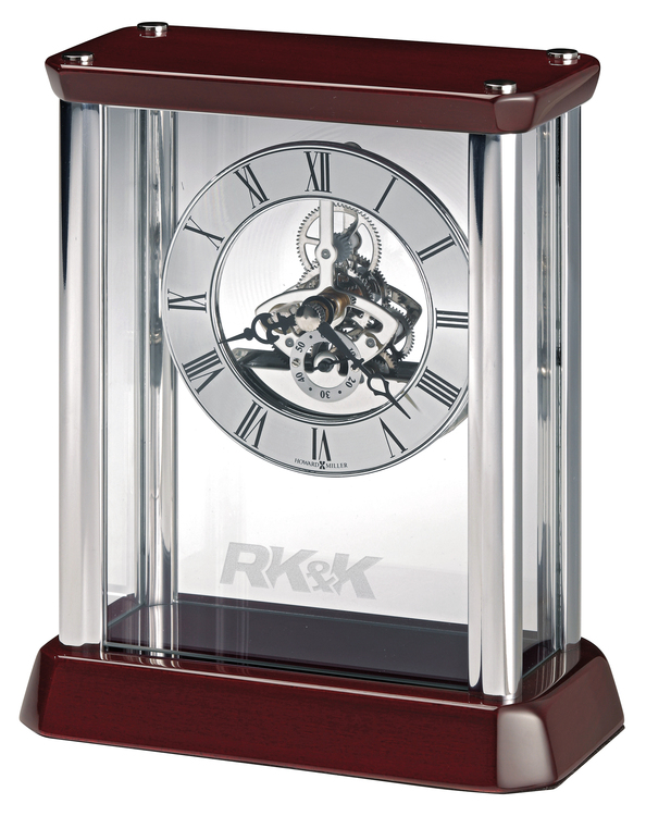 Howard Miller Highland tabletop carriage clock