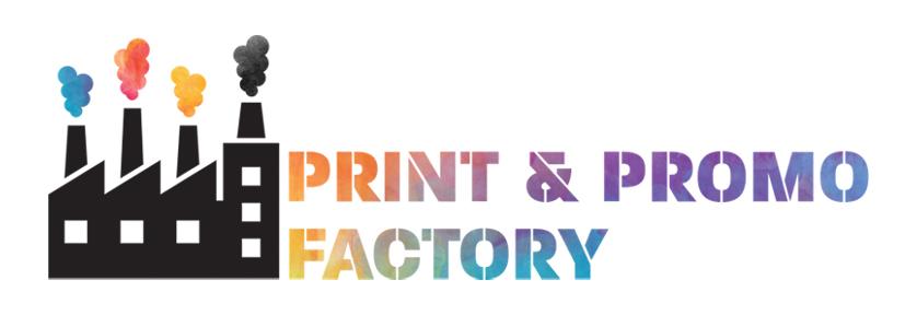 Print & Promo Factory Logo