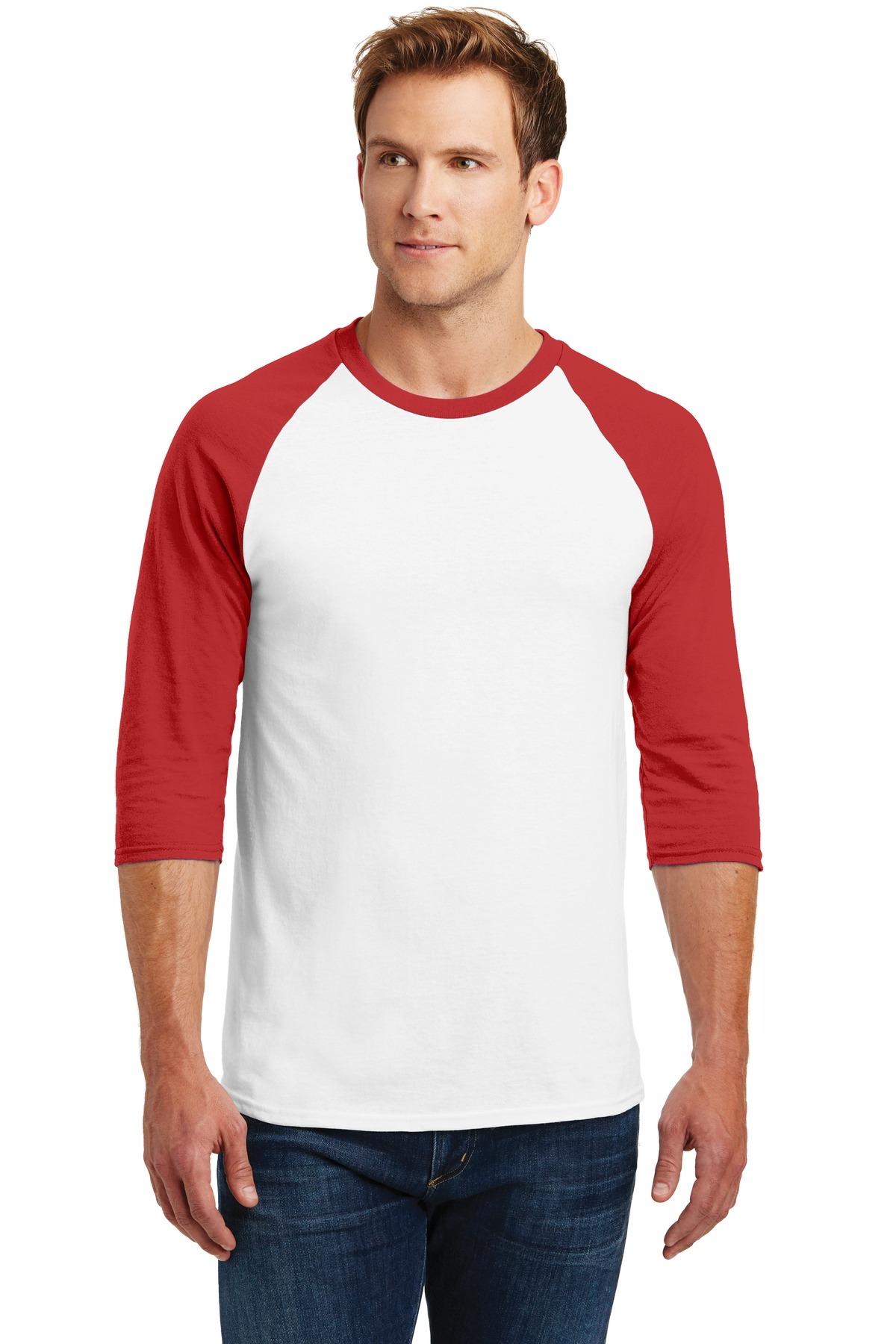 baseball t shirt gildan