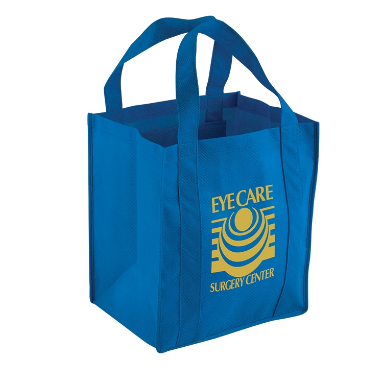 Non-Woven Tote Bag w/ Reinforced Handles