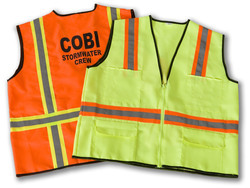 Construction Deluxe Safety Vest - Construction Deluxe Safety Vest