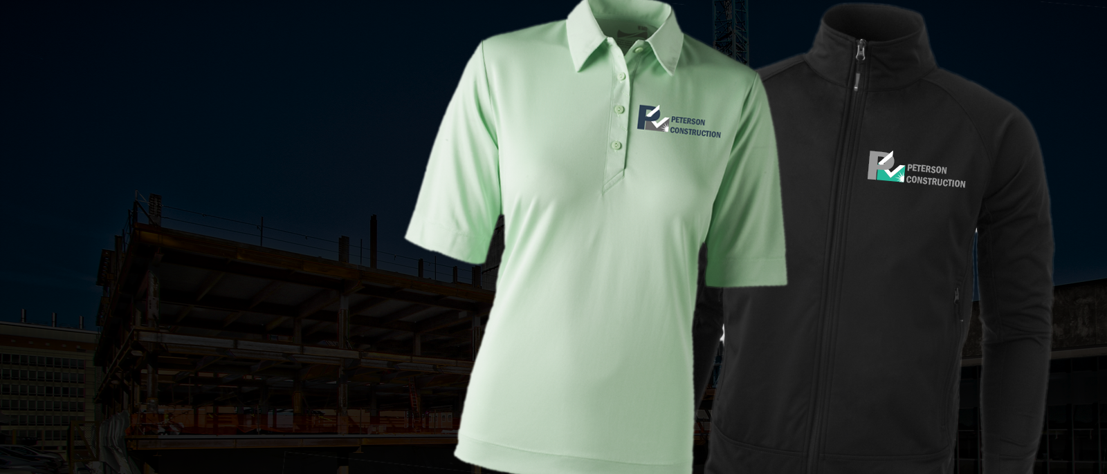 Peterson Construction Company Store - Apparel