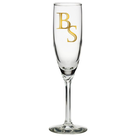 Glass Domaine Champagne / Sparkling Beverage Flute, 6 oz